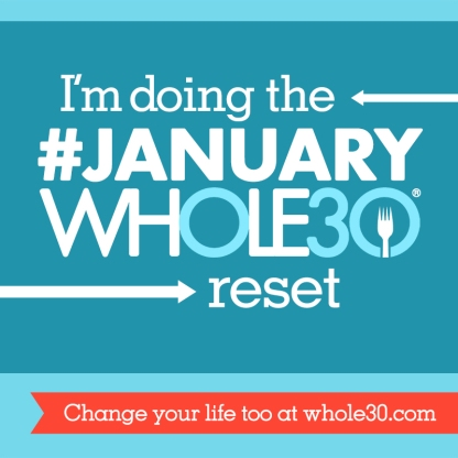 Whole30 Reset